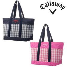 キャロウェイ 【●Callaway-キャロウェイ】  ハッピートートバッグ 14 JM /HAPPY TOTE BAG 【ボストンバッグ/ゴルフバッグ】