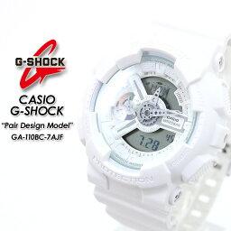 カシオ Baby-G 腕時計(メンズ) ★国内正規品★★送料無料★CASIO / G-SHOCK / g-shock gショック 【G-SHOCK】&【BABY-G】ペアデザインモデル 腕時計 / GA-110BC-7AJF g-shock gショック Gショック G−ショック PIC