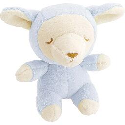 羊の抱き枕、メルくん ぬいぐるみ マスコット ひつじのメルくん 抱き枕 ベビーメル サックス