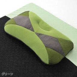 バリー 手袋(メンズ) 枕/マクラ お好みの高さに調整していただけます。 熟睡  ボディゼロ リカバリーピロー グリーン