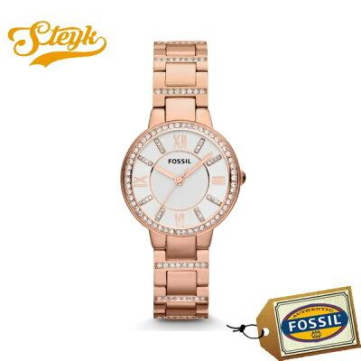 【あす楽対応】FOSSIL フォッシル 腕時計 VIRGINIA ヴァージニア アナログ ES3284 レディース【送料無料】