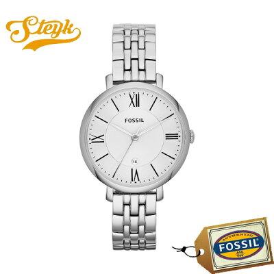 【あす楽対応】FOSSIL フォッシル 腕時計 JACQUELINE ジャクリーン アナログ ES3433 レディース【送料無料】