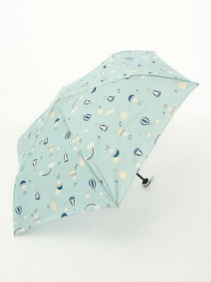 【SALE/31%OFF】気球柄折りたたみ傘 雨傘 アフタヌーンティー・リビング ファッショングッズ【RBA_S】【RBA_E】