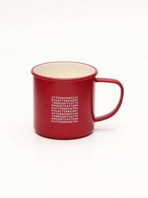 Afternoon Tea ロゴ柄樹脂マグカップ アフタヌーンティー・リビング 生活雑貨