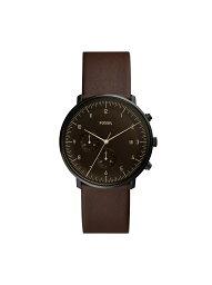 フォッシル 腕時計(メンズ) 【SALE/30%OFF】FOSSIL FOSSIL/(M)CHASE TIMER_FS5485 フォッシル ファッショングッズ 腕時計 ブラック【送料無料】