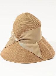 アシーナニューヨーク TOMORROWLAND GOODS Athena New York RISAKO ペーパーハット トゥモローランド 帽子/ヘア小物 帽子その他【送料無料】