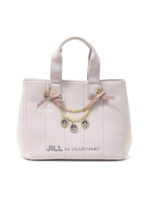 JILL by JILLSTUART ジュエルリボントートバッグ ジル バイ ジルスチュアート バッグ【送料無料】