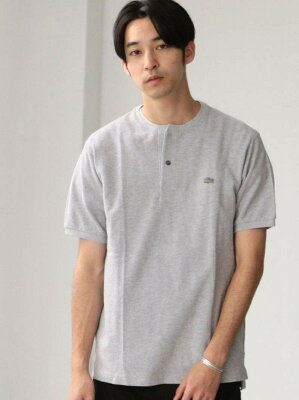 UNITED ARROWS green label relaxing [ラコステ] SC LACOSTE カノコ HENRRY Tシャツ ユナイテッドアローズ グリーンレーベルリラクシング カットソー【送料無料】