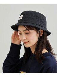 ロペピクニック 帽子 レディース ROPE' PICNIC PASSAGE 【Coleman/コールマン】キルティングハット ロペピクニック 帽子/ヘア小物 ハット ブラック カーキ