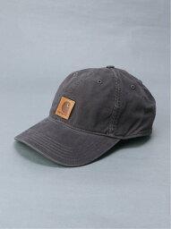 カーハート WEGO (M)Carhartt ODESSA CAP ウィゴー 帽子/ヘア小物 キャップ ブラック ブラウン