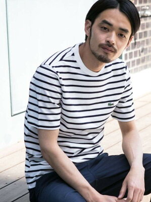 UNITED ARROWS green label relaxing [ラコステ] BC LACOSTE H/カノコBORTH218 Tシャツ ユナイテッドアローズ グリーンレーベルリラクシング カットソー【送料無料】