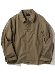 シップス 【SALE/40%OFF】SHIPS SC:ショートシャツブルゾン シップス コート/ジャケット ブルゾン ブラウン ブラック ネイビー【送料無料】