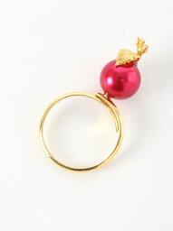 ヨシコ クリエーション YOSHiKO CREATiON *apple ring ヨシコ クリエーション アクセサリー リング ゴールド シルバー【送料無料】