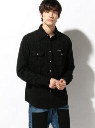 カルバン・クライン 【SALE/60%OFF】Calvin Klein Jeans 【カルバン クライン ジーンズ】 ARCHIVE WESTERN カルバン・クライン シャツ/ブラウス【RBA_S】【RBA_E】【送料無料】