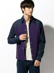 カルバン・クライン 【SALE/60%OFF】Calvin Klein Jeans 【カルバン クライン ジーンズ】 AS-ARCHV WSTRN BLKLS カルバン・クライン シャツ/ブラウス【RBA_S】【RBA_E】【送料無料】