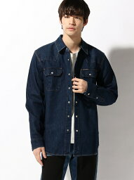 カルバン・クライン 【SALE/60%OFF】Calvin Klein Jeans 【カルバン クライン ジーンズ】 ARCHIVE WESTERN LS カルバン・クライン シャツ/ブラウス【RBA_S】【RBA_E】【送料無料】