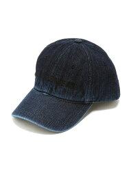 カルバン・クライン Calvin Klein Jeans Accessory CALVIN KLEIN 【カルバン クライン ジーンズ】 メンズ ロゴ ベースボールキャップ ローキャップ ハット cap ぼうし 帽子 J INSTIT DENIM CAP K505100 カルバン・【送料無料】
