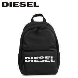 ディーゼル DIESEL ディーゼル リュック バッグ バックパック レディース BOLDMESSAGE F-BOLD BACK II ブラック 黒 X06285-P1705