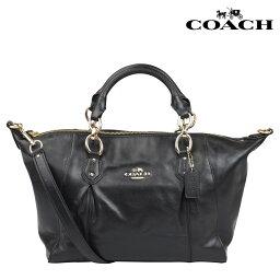 コレット コーチ COACH バッグ ハンドバッグ 2WAY F33806 ブラック レディース [N15]