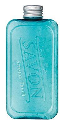 ◆激安【L'air De SAVON】クリーンランドリーの香り◆レールデュサボン バスソルト センシュアルタッチ 230g◆