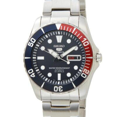 セイコー SEIKO 5 メンズ 腕時計 SNZF15K1 セイコーファイブ スポーツ オートマチック ダイバー 新品