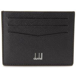 ダンヒル ダンヒル DUNHILL カードケース メンズ ブラック DU18F220CCA 001 CADOGAN カドガン 定期入れ パスケース