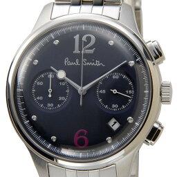 ポールスミス 腕時計 ポールスミス Paul Smith BX2-019-71 シティ クラシック ツー カウンター クロノグラフ メンズ 腕時計 信頼の日本製