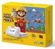 Wii 【新品】WiiUハード WiiU本体 スーパーマリオメーカーセット