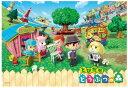 とびだせ どうぶつの森 ジグソーパズル アニメーション・マンガ・ゲームパズルシリーズ 趣味のパズル とびだせ どうぶつの森 ジグソーパズル108ラージピース 【とびだせ どうぶつの森 (1)】 〈趣味・コレクション玩具 大人・子供向けおもちゃ 108P知育玩具パズル〉