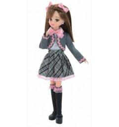 リカちゃん 玩具 楽しく遊べるおもちゃ・着せ替え人形 リカちゃん人形 きせかえドール LD-13 新学期 〈おもちゃ 大人・子供向けおもちゃ 女の子向け コレクション ファッションドール 香山リカ Licca-chan 洋服 衣装 着替え〉