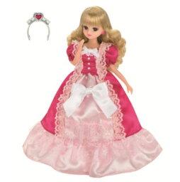 リカちゃん 玩具 楽しく遊べるおもちゃ・着せ替え人形 リカちゃん人形 きせかえドール LD-04 プリンセスロゼ 〈大人・子供向けおもちゃ 女の子向け コレクション きせかえ人形 ファッションドール 香山リカ Licca-chan 洋服 衣装 着替え ドレス 通販〉