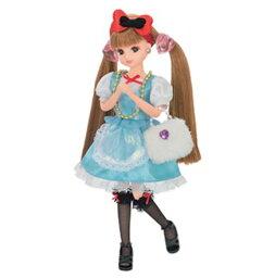 リカちゃん 玩具 楽しく遊べるおもちゃ・着せ替え人形 リカちゃん人形 きせかえドレス キラかみ ドレスセット ティーパーティー ※人形は別売です 〈大人・子供向けおもちゃ 女の子向け コレクション ファッションドール 香山リカ Licca-chan 洋服 衣装 着替え〉