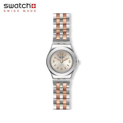【公式ストア】Swatch スウォッチ MINIMIX ミニミックス YSS308GIrony(アイロニー) Irony Lady(アイロニーレディ) 【送料無料】(素材)ベルト:ステンレススチール(調節可能) ケース:ステンレススチールレディース 腕時計 人気 定番 プレゼント 母の日