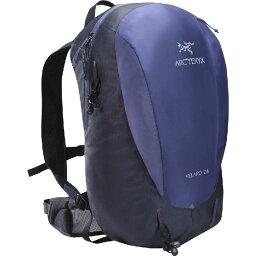 アークテリクス (取寄)アークテリクス レディース ヴェラロ 24 バックパック Arc'teryx Women Velaro 24 Backpack Allium 【コンビニ受取対応商品】