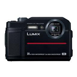 LUMIX LUMIX DC-FT7-K [ブラック] ◆ パナソニック コンパクトデジタルカメラ Panasonic