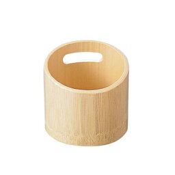 木製ワインクーラー 丸竹冷酒クーラー   日本製/木/木製/クーラー/業務用/酒の器/酒器/キッチングッズ