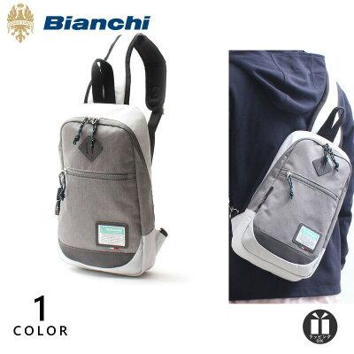 [公式] ビアンキ ボディバッグ メンズ レディース 大容量 軽量 軽い 大きめ Bianchi ABCY-02