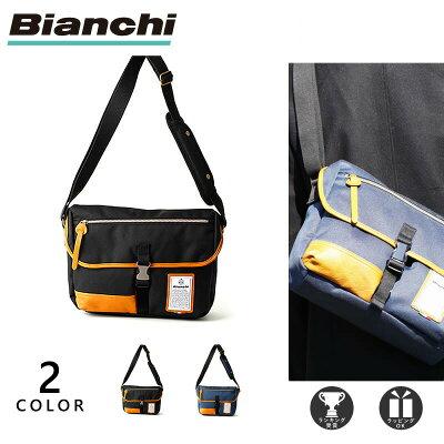[公式] ビアンキ メッセンジャーバッグ メンズ レディース 撥水 Bianchi NBTC-03