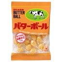 あめ・キャンディ (本州送料無料) 味覚糖 バターボール 10入