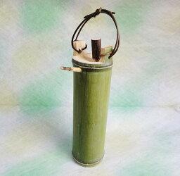 酒 タンポ 【受注生産】 青竹の酒器(徳利) 「青竹タンポ」