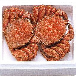 毛ガニ ボイル毛蟹 2尾で1kg前後