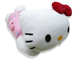 キティちゃん ぬいぐるみ インテリアとしても…☆ ハローキティー◆枕 抱き枕 キティ 約42×22cm