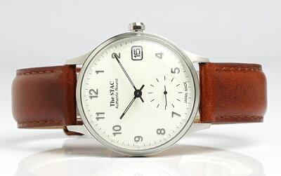 ザ・スタック The STAC 日本製 腕時計 ウォッチ レトロ クラシック メンズ レディース ペアにも