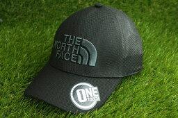 ザ・ノース・フェイス ノースフェイスTHE NORTH FACEキャップTNF ONE TOUCH LITE CAPワンタッチライトキャップBLACK(ブラック)メンズ レディース 男女兼用 黒 刺繍 メッシュ 帽子
