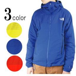 ノースフェイス ノースフェイスTHE NORTH FACE メンズ パーカーM SUMMIT SERIES L3 VENTRIX HOODIEメンズ サミットシリーズ ベントリックスフーディーINAUGURATION BLUE(ブルー) FIERY RED(レッド) CANARY YELLOW(イエロー)黄色 青 赤 ナイロン