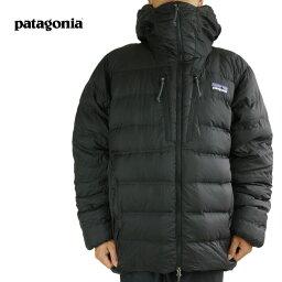 パタゴニア パタゴニア Patagoniaメンズ ダウンジャケットM'S GRADE VII DOWN PARKAメンズ グレードVII ダウンパーカーBLACK W/BLACK(ブラック)黒 ジャケット ダウン パーカー