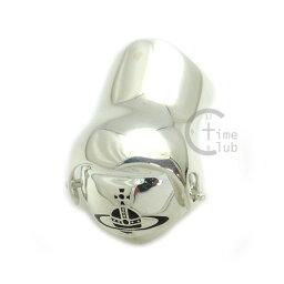 ナックルリング Vivienne Westwood (ヴィヴィアンウエストウッド) 指輪 ナックル リング Knuckle Ring シルバー SR211-1 XS S M アクセサリー レディース 【送料無料(※北海道・沖縄は1,000円)】