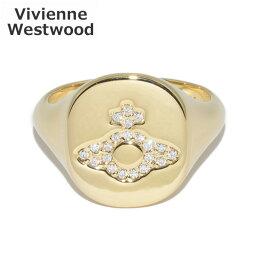 キングリング ヴィヴィアンウエストウッド 指輪 SR625960/2 ゴールド MILANO RING アクセサリー リング レディース Vivienne Westwood 【送料無料(※北海道・沖縄は1,000円)】