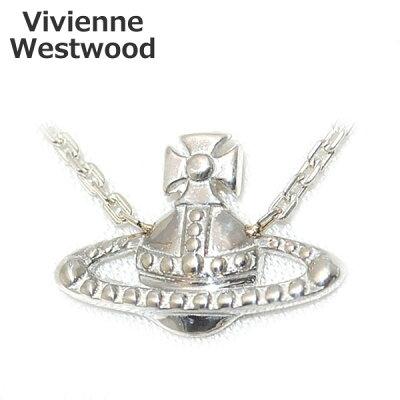 Vivienne Westwood (ヴィヴィアンウエストウッド) ペンダント ネックレス SP-122 タイニーメタルオーブ シルバー アクセサリー レディース 【送料無料(※北海道・沖縄は1,000円)】
