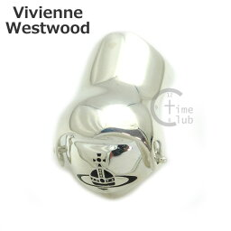 ナックルリング 決算セール! Vivienne Westwood (ヴィヴィアンウエストウッド) 指輪 ナックル リング Knuckle Ring シルバー SR211-1 XS S M アクセサリー レディース 【送料無料(※北海道・沖縄は1,000円)】